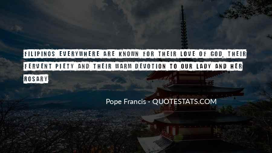 Quotes About Devotion To God #1456052