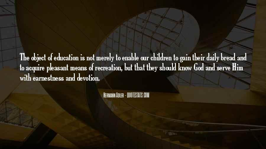 Quotes About Devotion To God #1529074