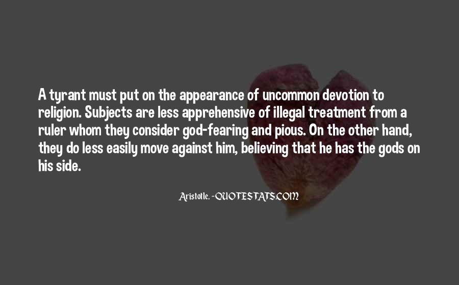 Quotes About Devotion To God #154298