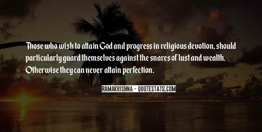 Quotes About Devotion To God #156570
