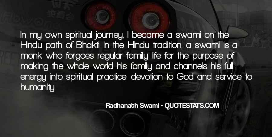 Quotes About Devotion To God #183562