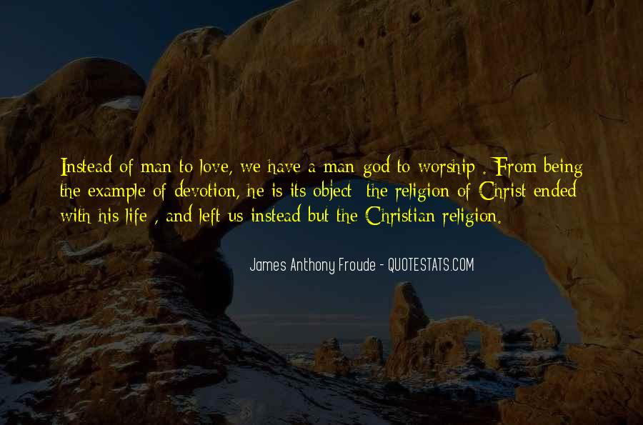 Quotes About Devotion To God #213643