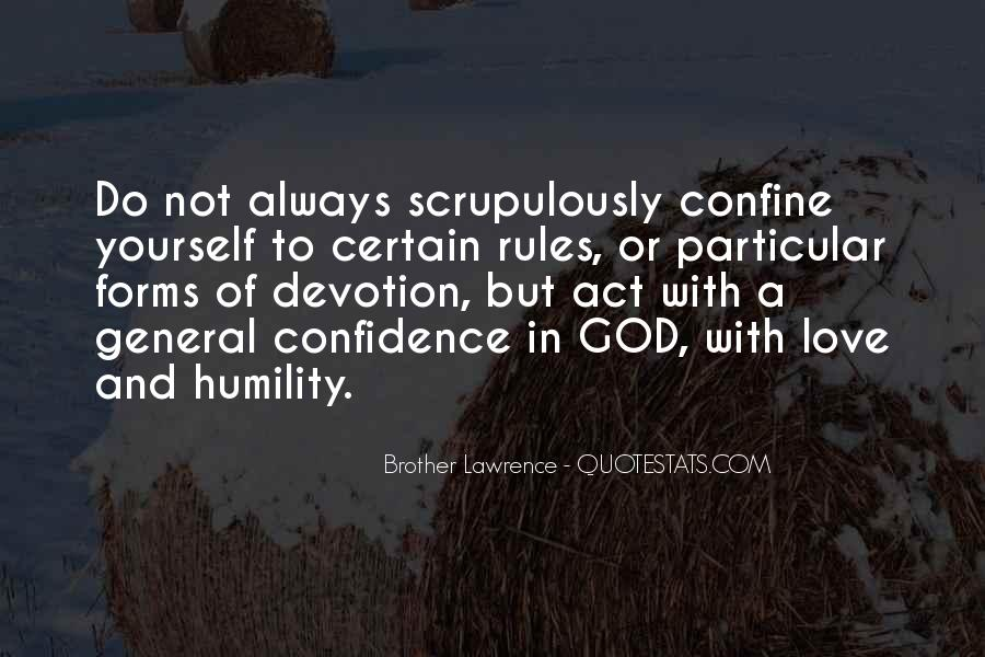 Quotes About Devotion To God #281336