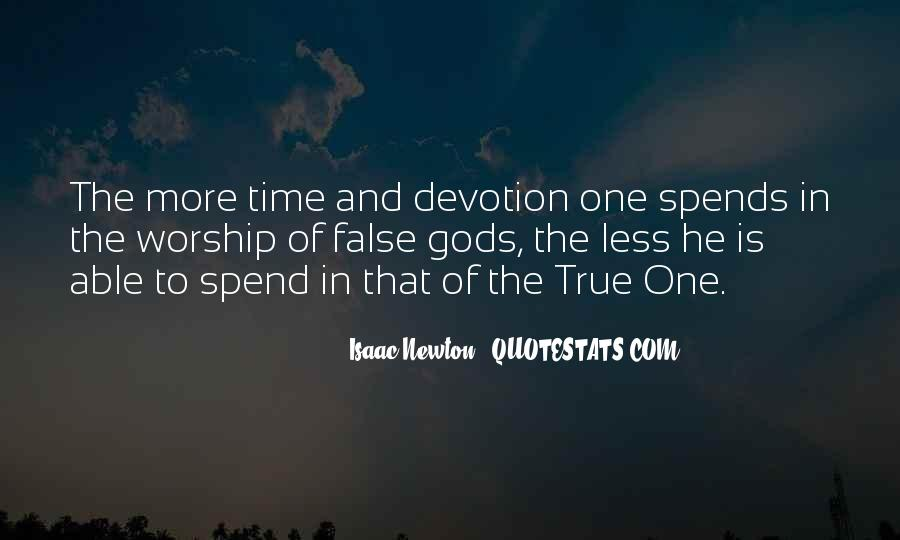 Quotes About Devotion To God #506270