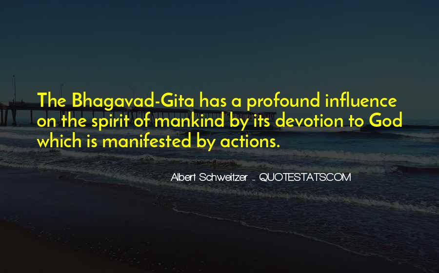 Quotes About Devotion To God #616805