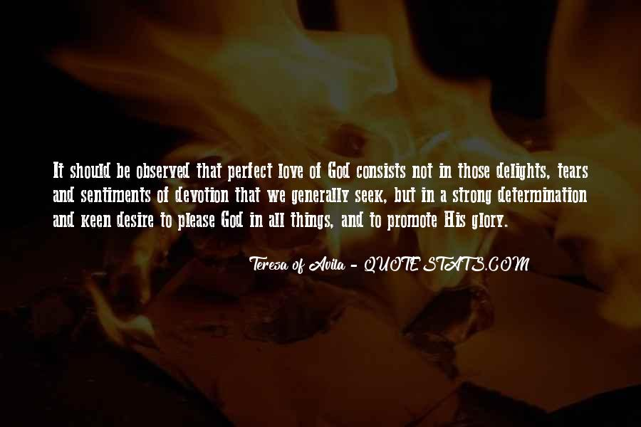 Quotes About Devotion To God #678170