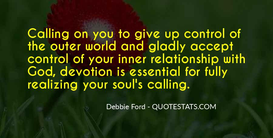 Quotes About Devotion To God #679421