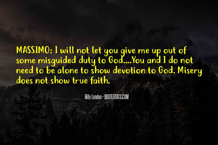 Quotes About Devotion To God #819227