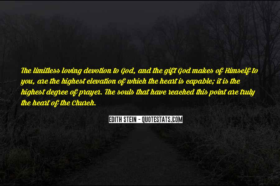 Quotes About Devotion To God #834407