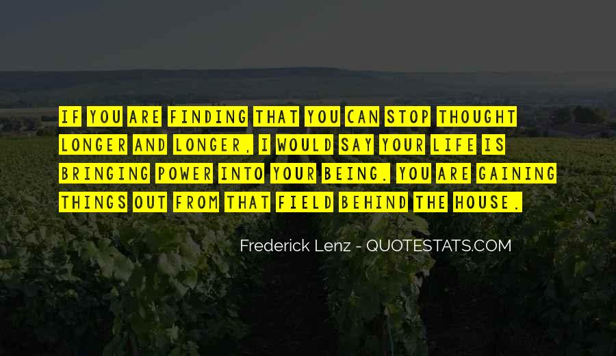 Quotes About Gaining Power #1005421