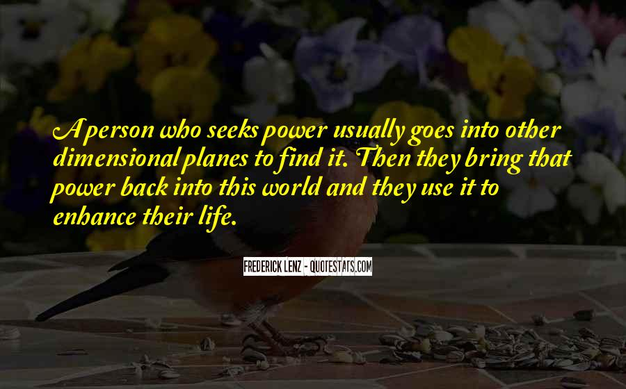 Quotes About Gaining Power #1520381