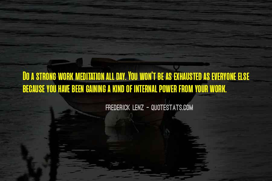 Quotes About Gaining Power #333719