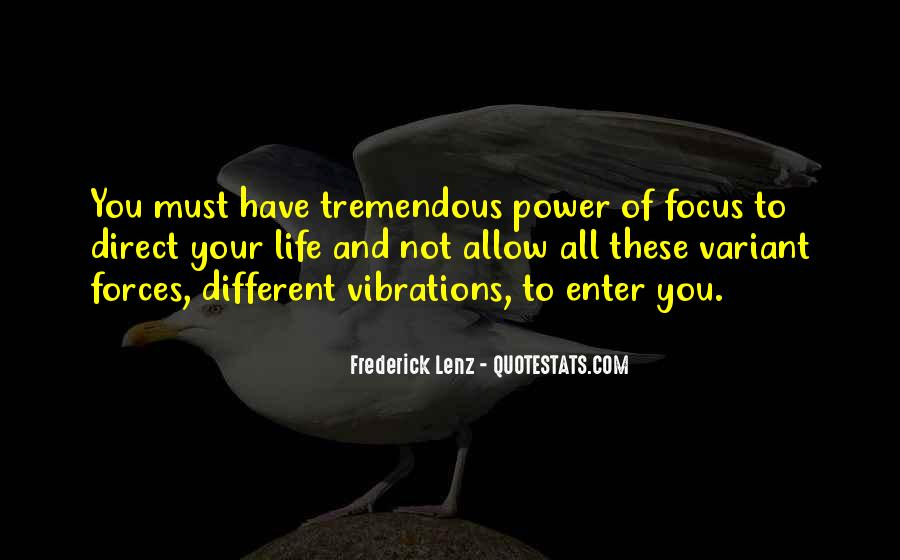 Quotes About Gaining Power #535377