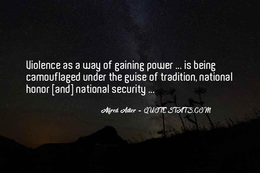 Quotes About Gaining Power #592486