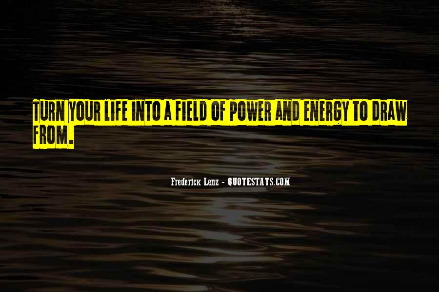 Quotes About Gaining Power #731799