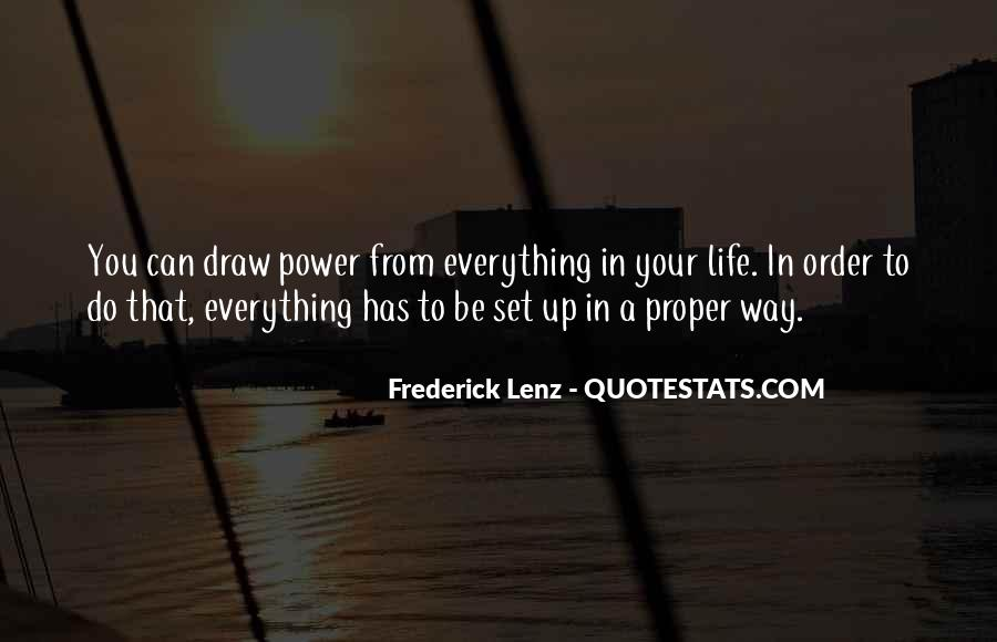 Quotes About Gaining Power #796896