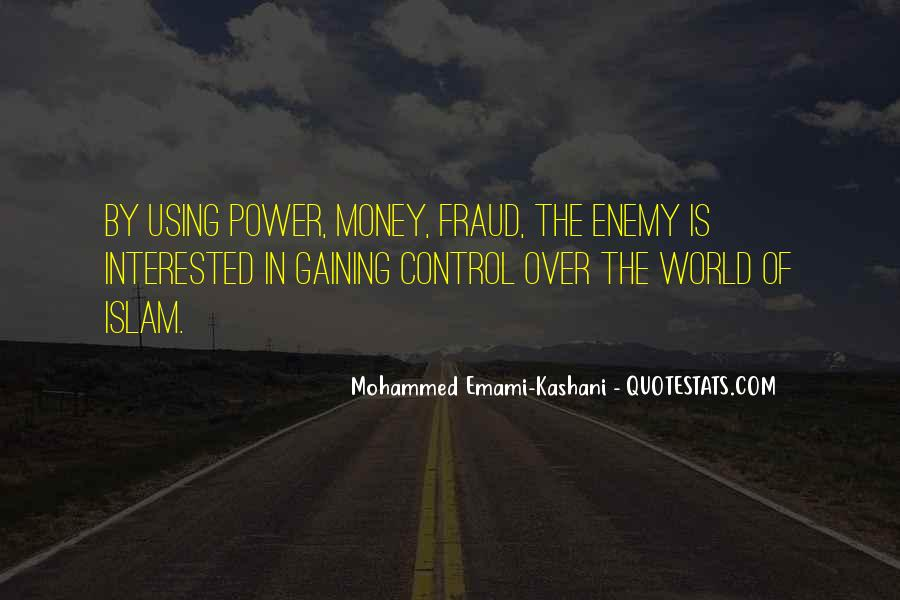 Quotes About Gaining Power #80499
