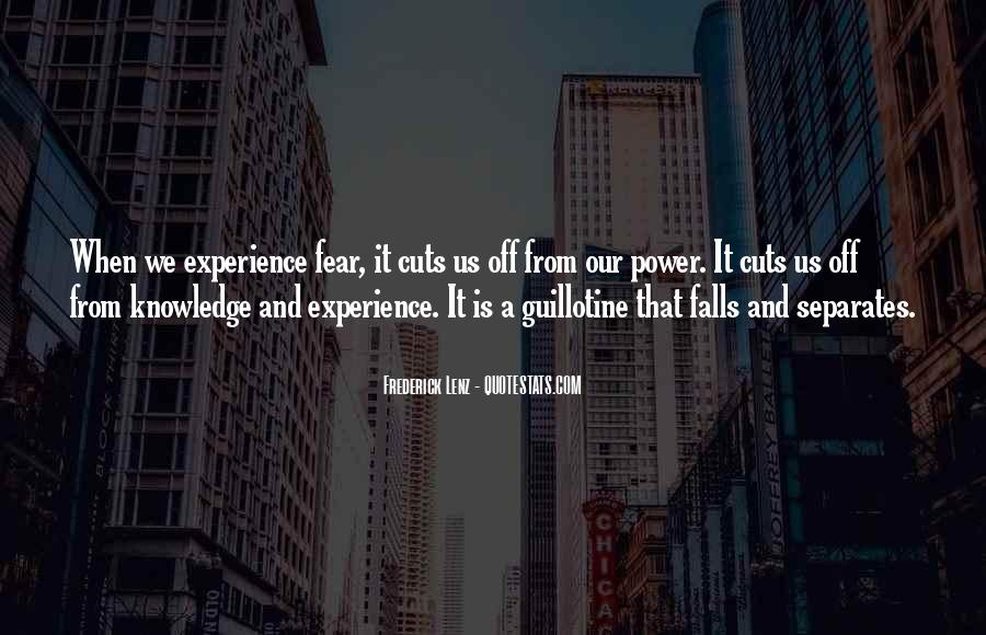 Quotes About Gaining Power #903904