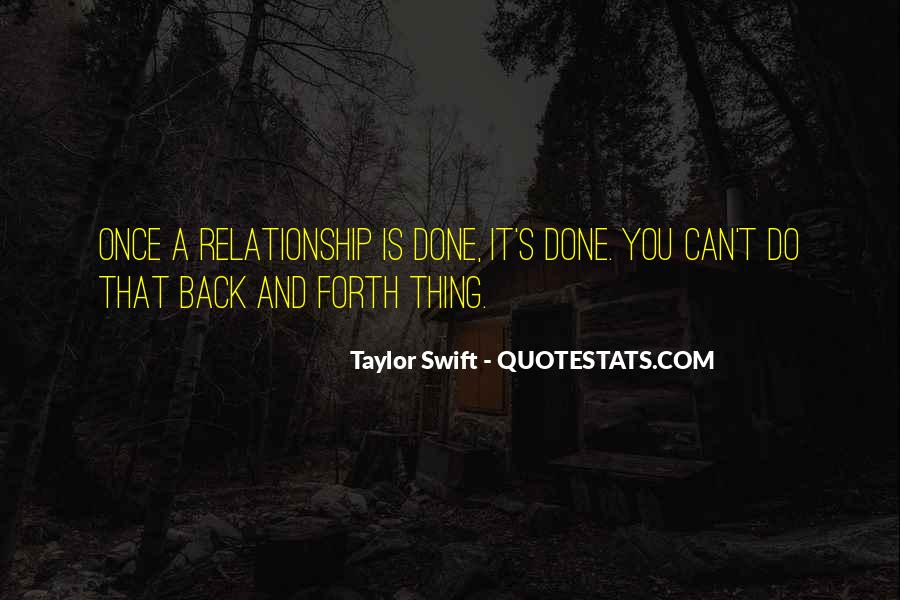 Quotes About What U Want In A Relationship #2545