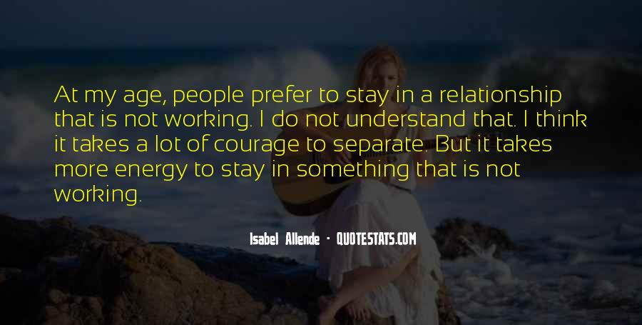 Quotes About What U Want In A Relationship #8323