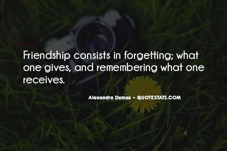 Quotes About Remembering Friendship #208316