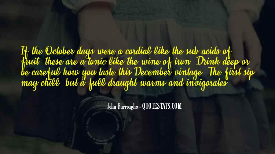 Quotes About December #193302