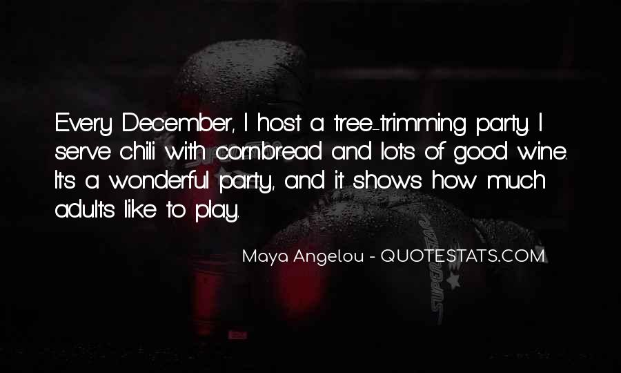 Quotes About December #20993