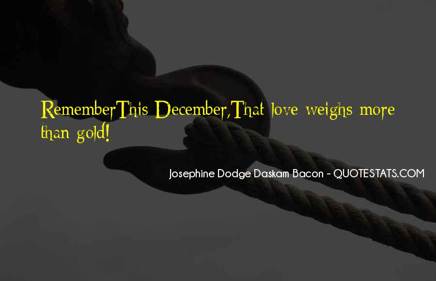 Quotes About December #254278