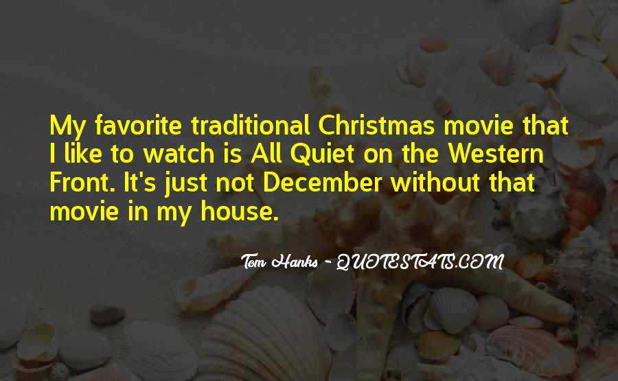 Quotes About December #403098