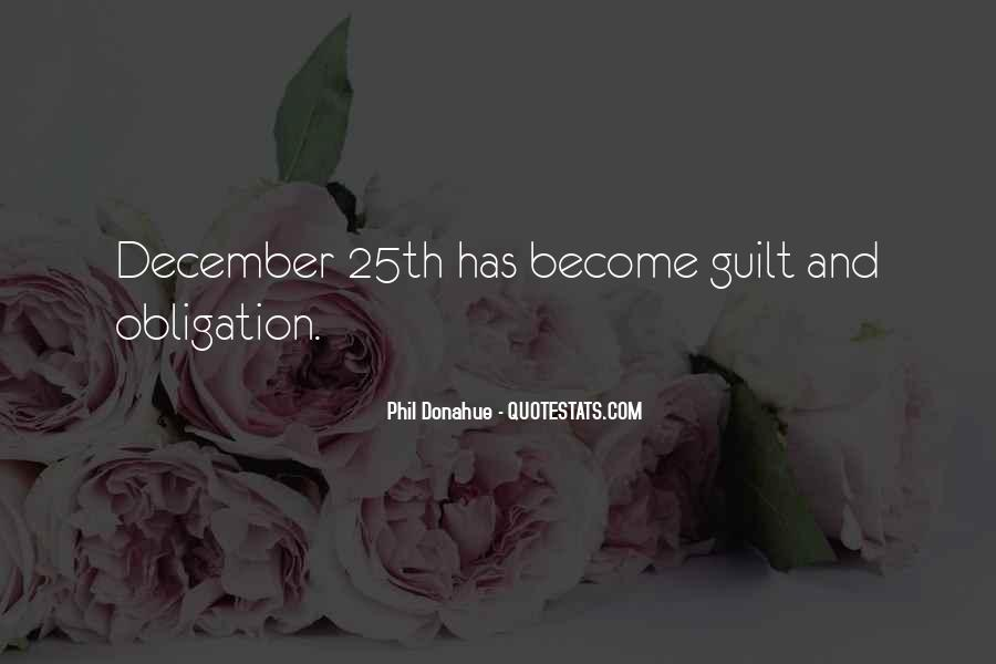 Quotes About December #431575