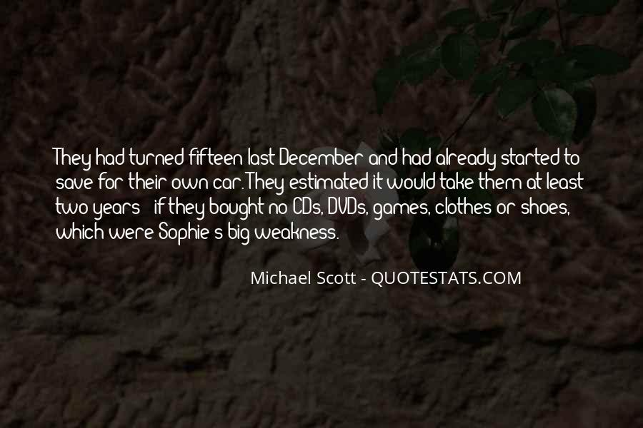 Quotes About December #432761