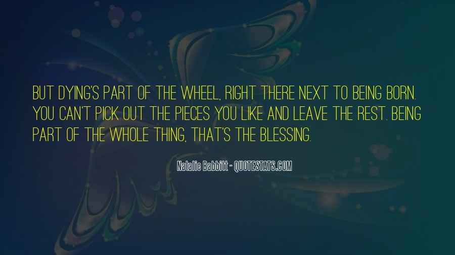 Quotes About Being There To Pick Up The Pieces #959557
