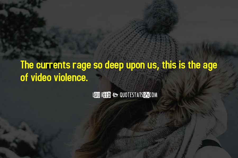 Quotes About Violence In The Media #1187688