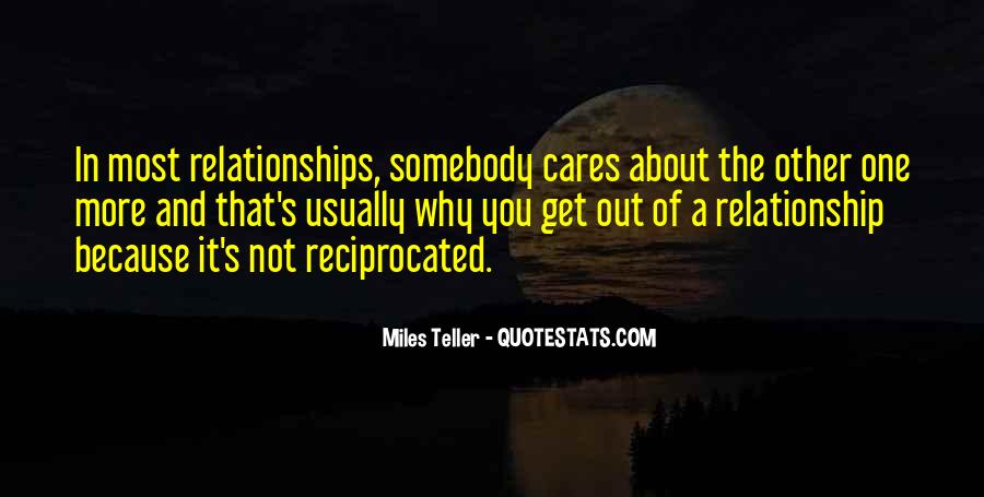Quotes About Having Someone Who Cares #34479