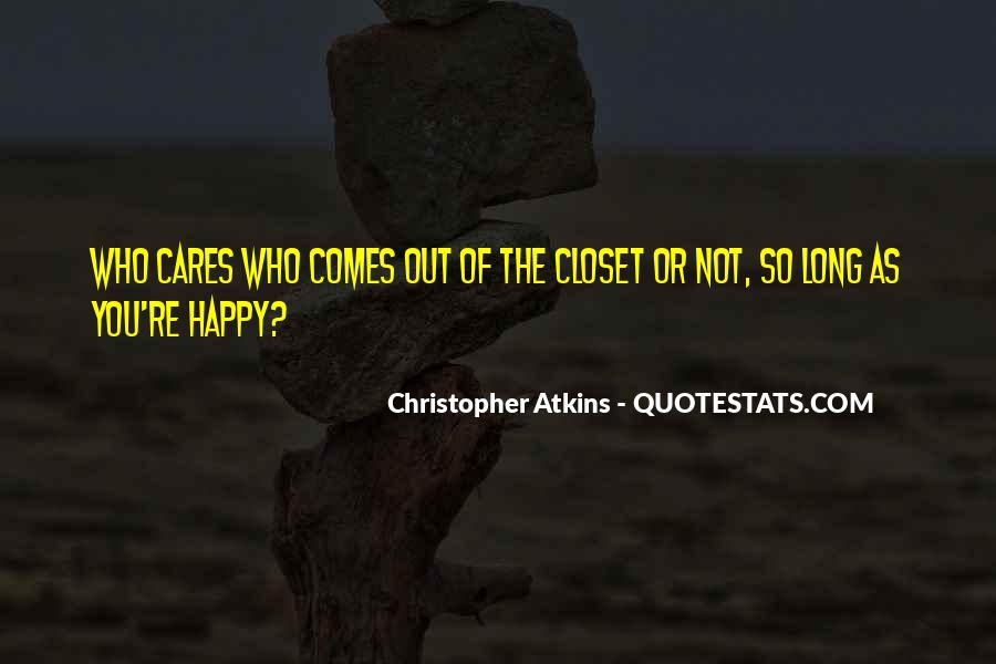 Quotes About Having Someone Who Cares #8457