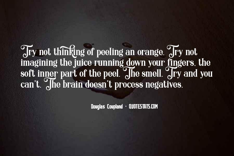 Quotes About Orange Juice #1658585