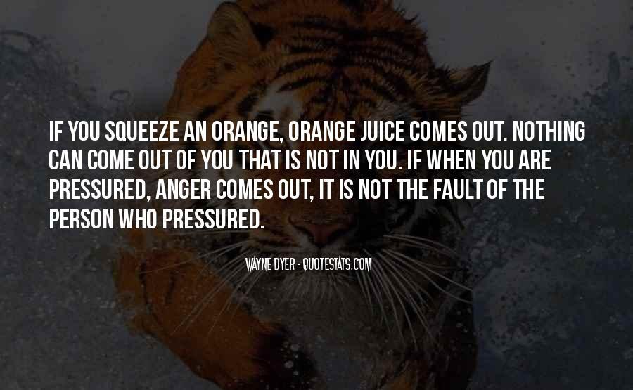 Quotes About Orange Juice #687071