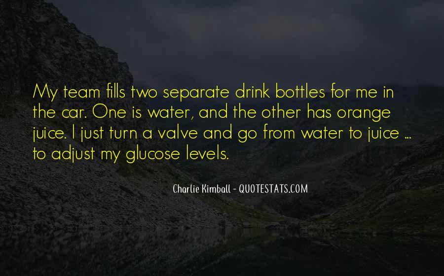 Quotes About Orange Juice #689592