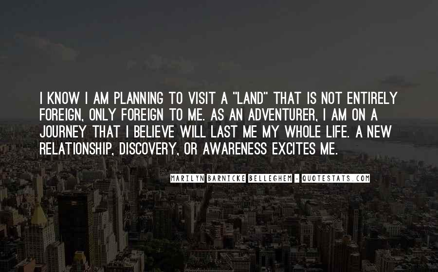 Quotes About Not Planning Your Life #376613