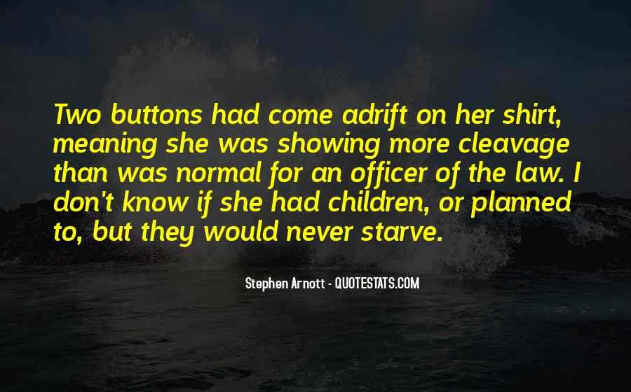 Quotes About Showing Cleavage #159176