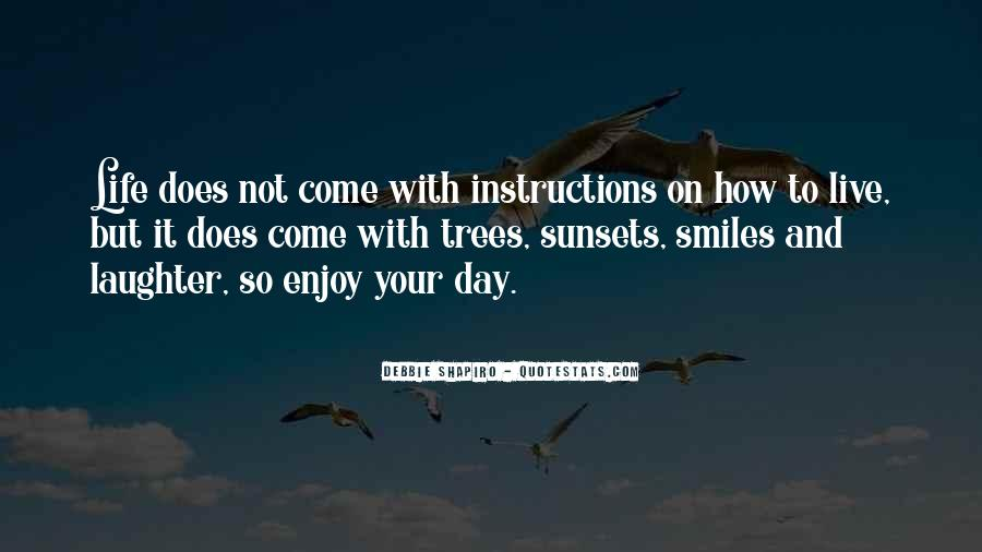 Quotes About Smiles And Laughter #1482502