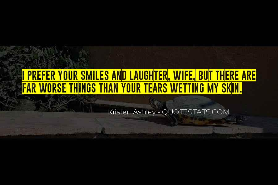 Quotes About Smiles And Laughter #1654041