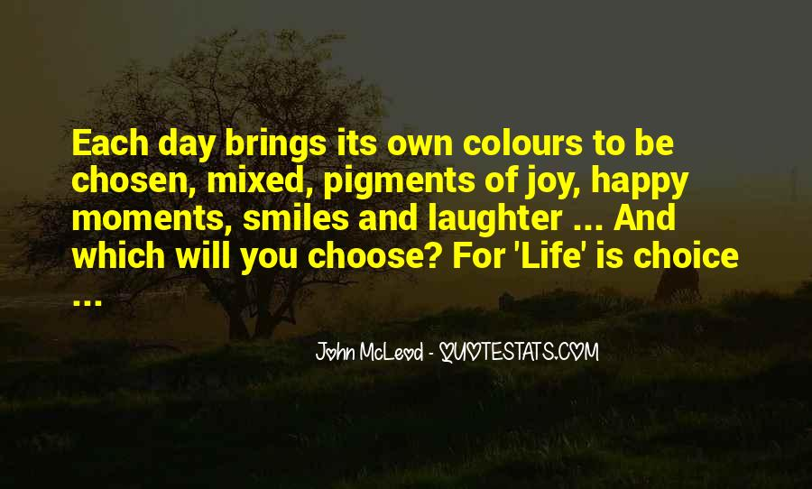 Quotes About Smiles And Laughter #17863