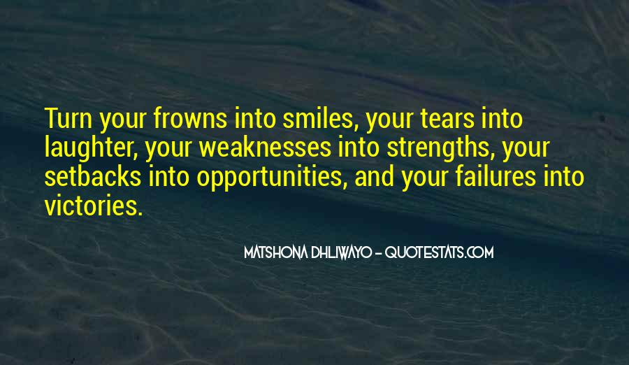 Quotes About Smiles And Laughter #270265