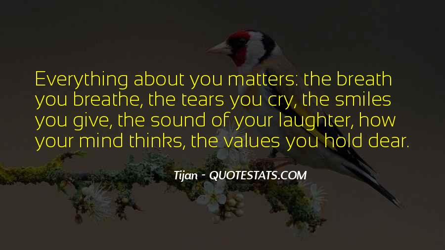 Quotes About Smiles And Laughter #606401