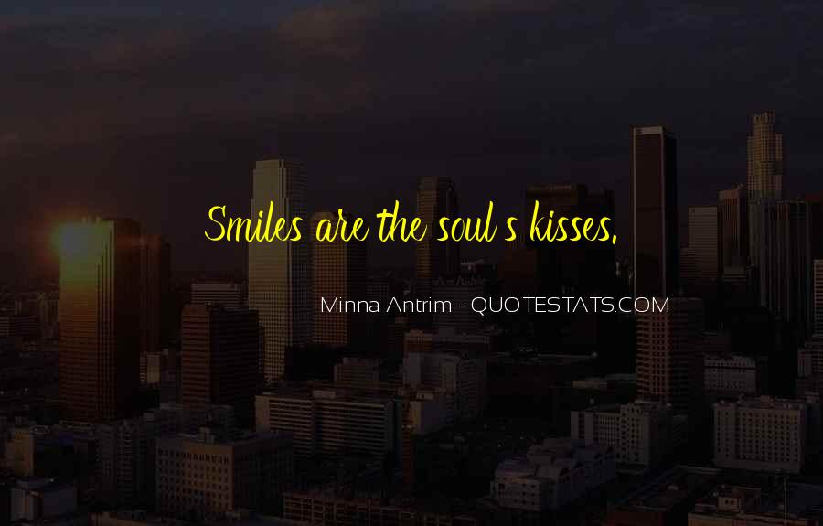 Quotes About Smiles And Laughter #802327