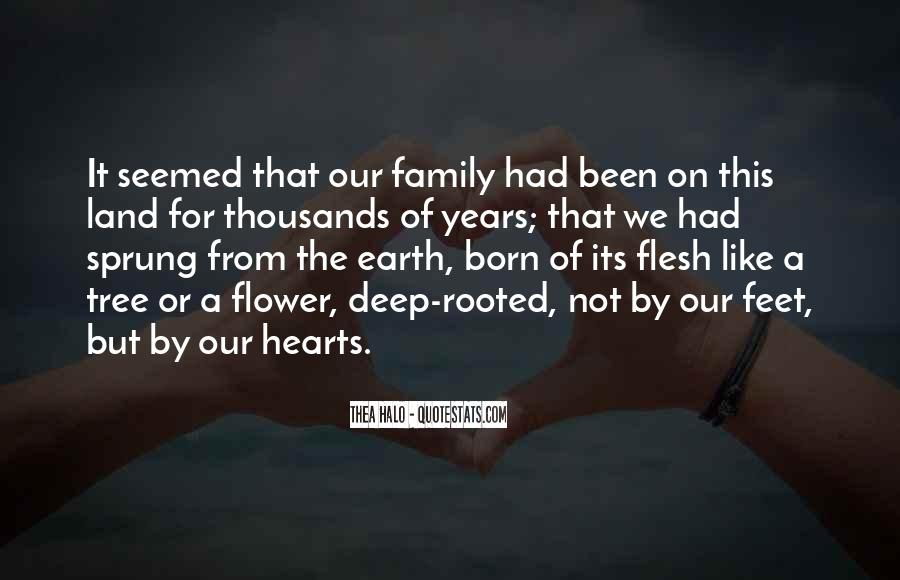 Quotes About Family Like A Tree #1402729