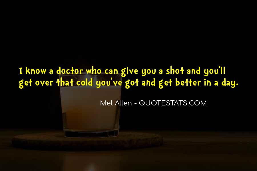 Quotes About Doctors Day #1116181