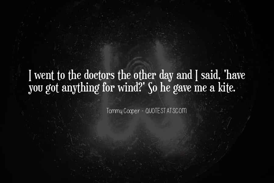 Quotes About Doctors Day #884562