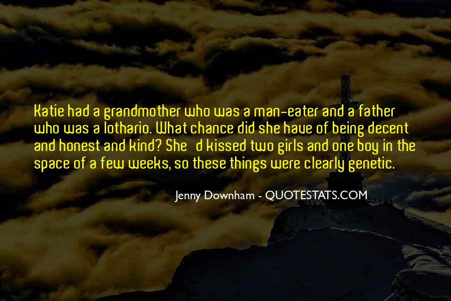 Quotes About Being A Boy To A Man #258160